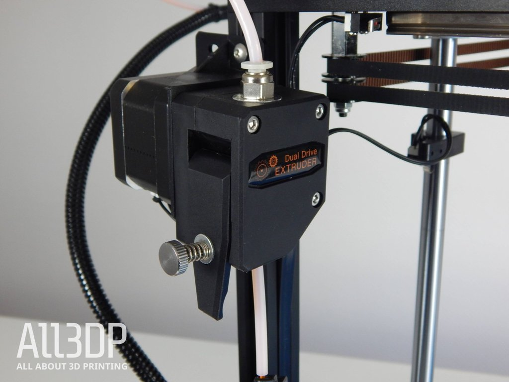 2019 Two Trees Sapphire Pro 3D Printer: Review the Specs