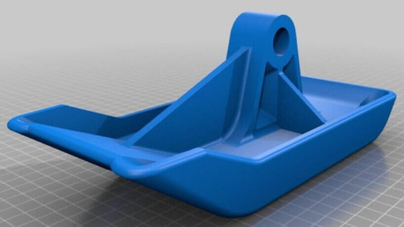 Featured image of 3D Printed Scooter Snow Shoes