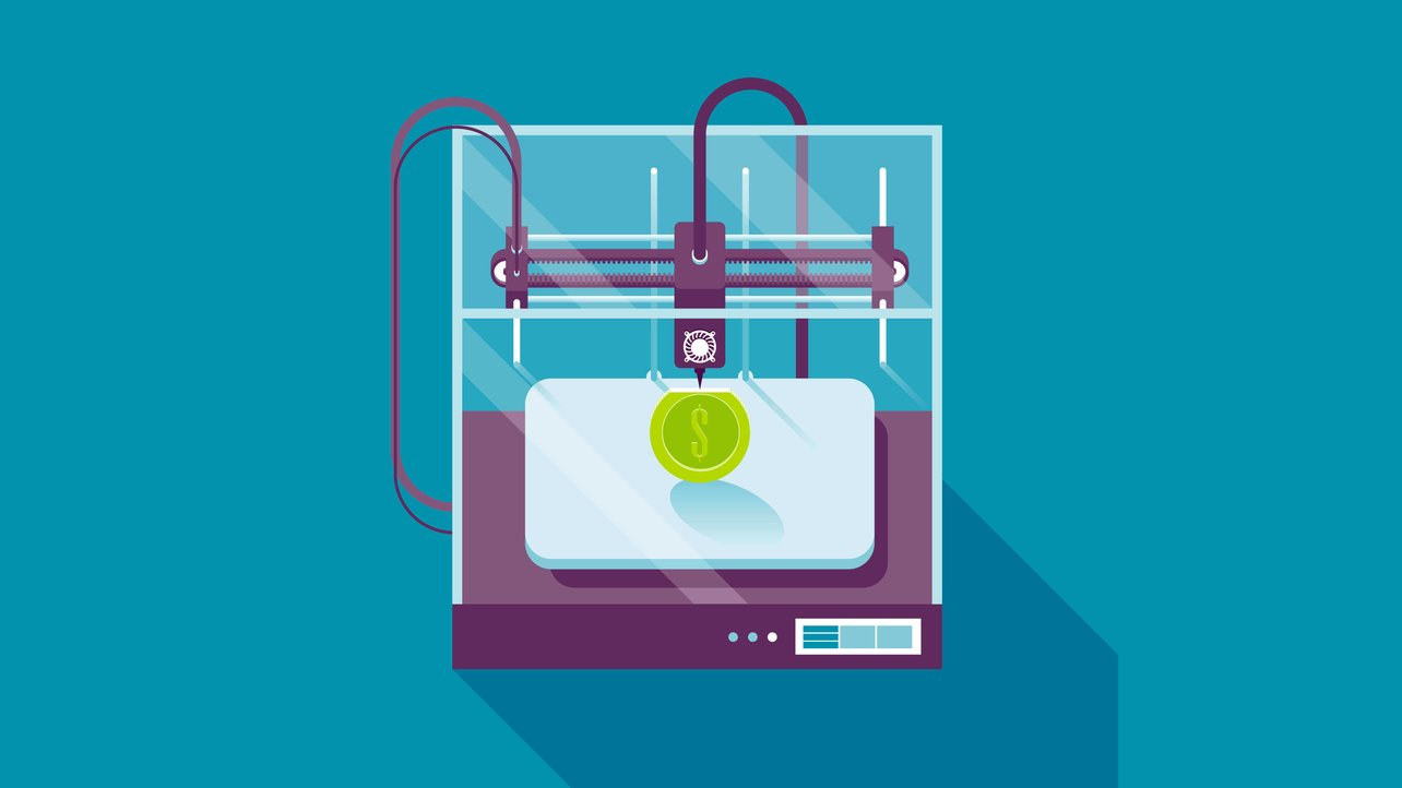Featured image of 3D printing may have a larger impact than the internet