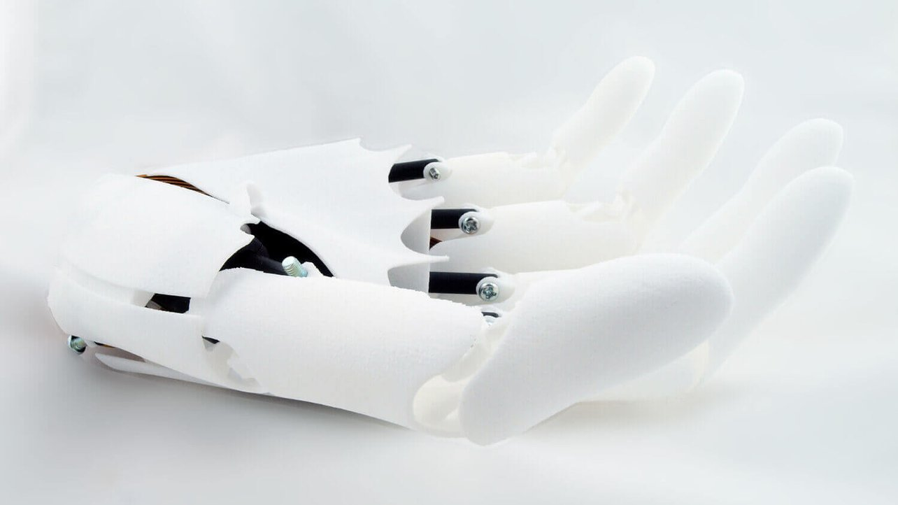 Featured image of 3D Printed Prosthetics made with Laser Sintering