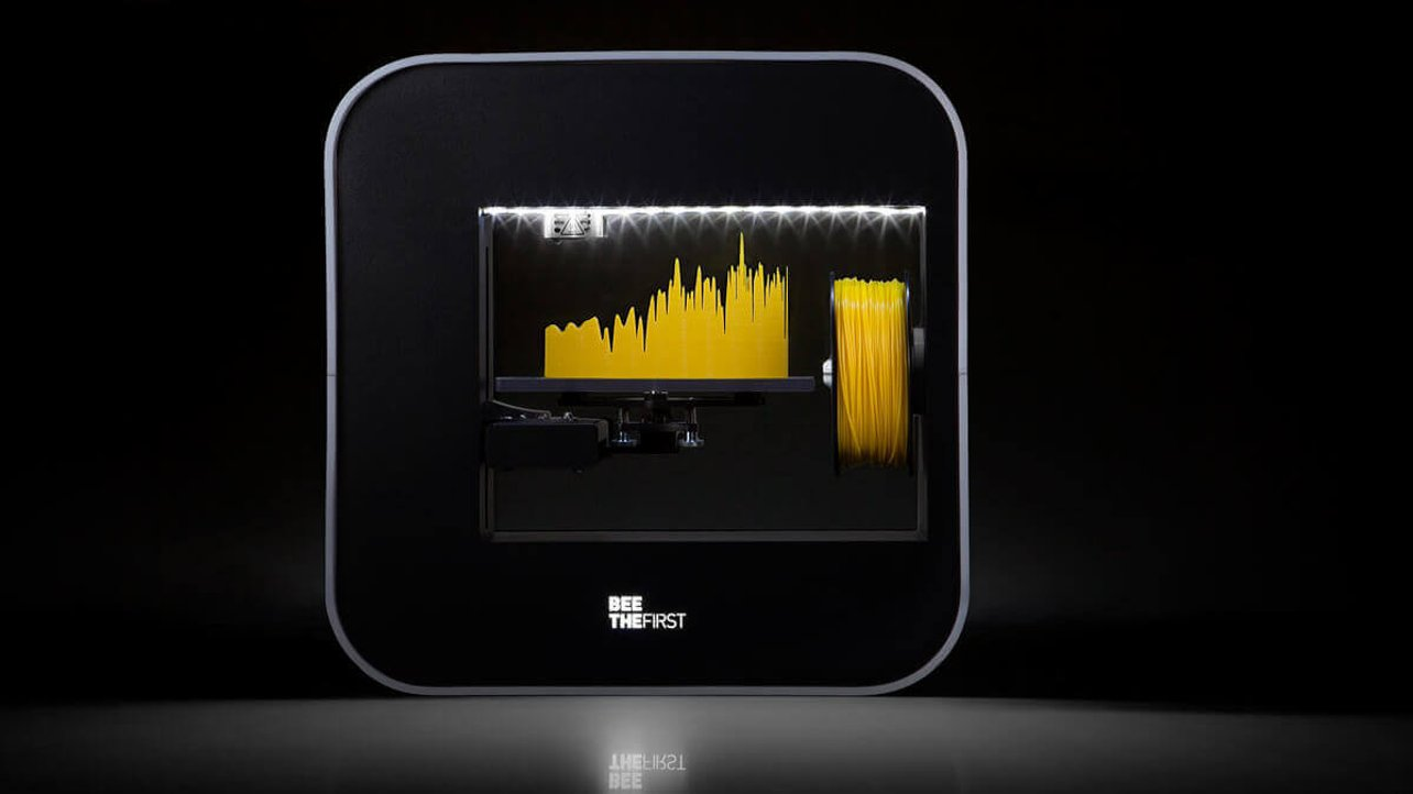 Featured image of BeeTheFirst 3D Printer Review: First impression