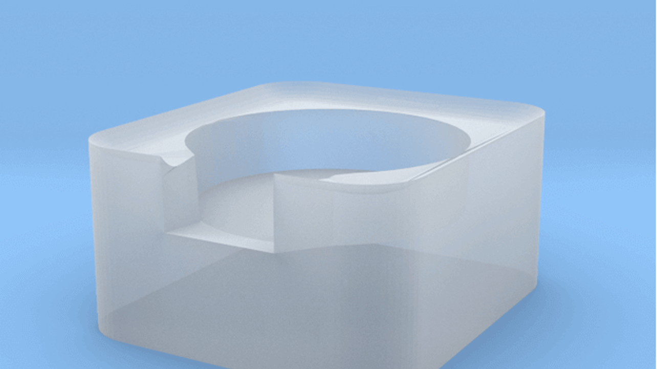 Featured image of 3D Printed Apple Watch 42 Charging Stand