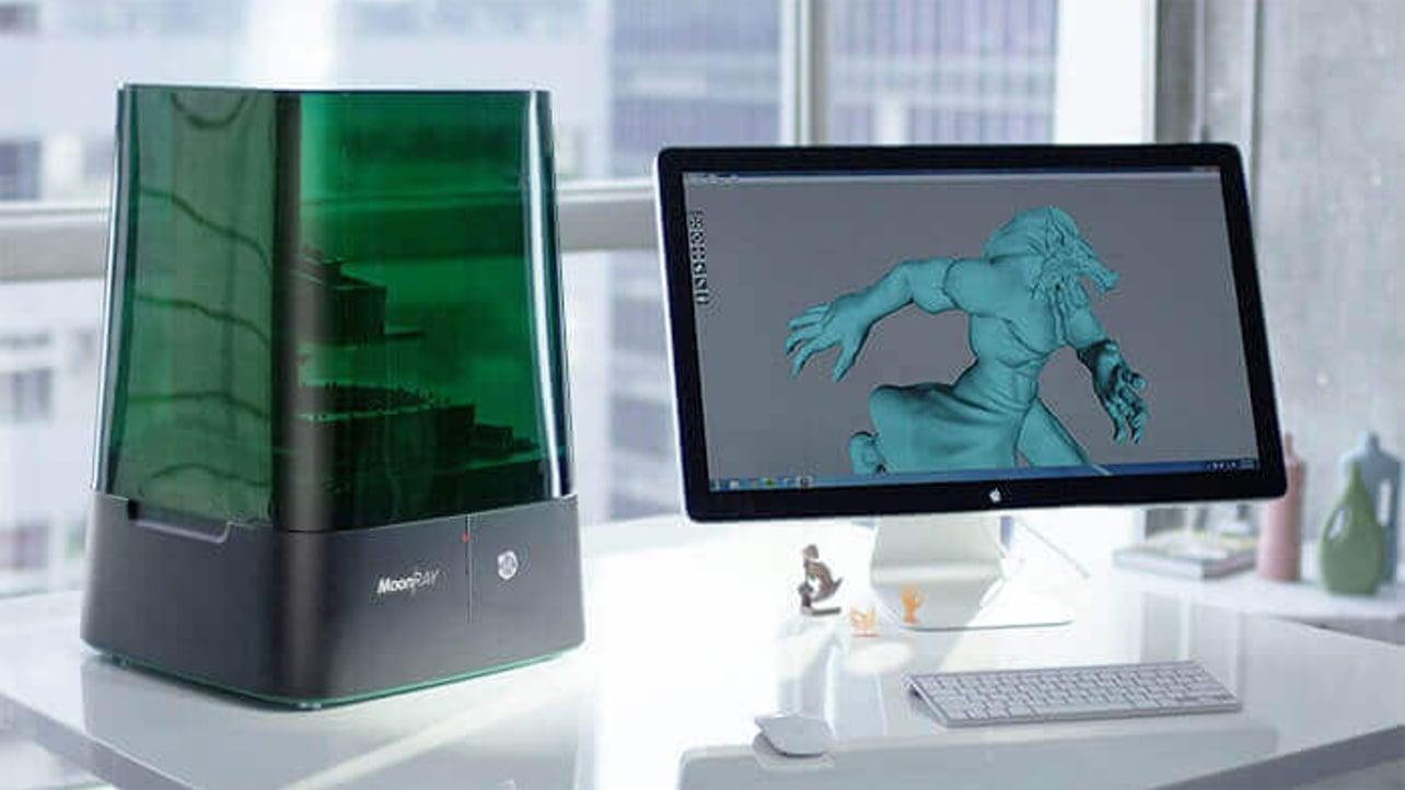 Featured image of MoonRay 3D Printer: World's Best Desktop Printer?