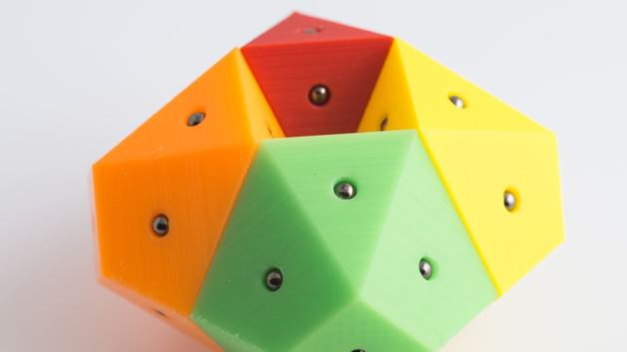 Featured image of Funny 3D printed puzzle