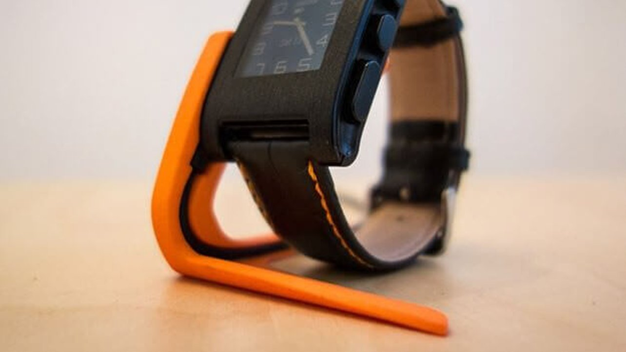 Featured image of 3D Printed Pebble Vertical Stand