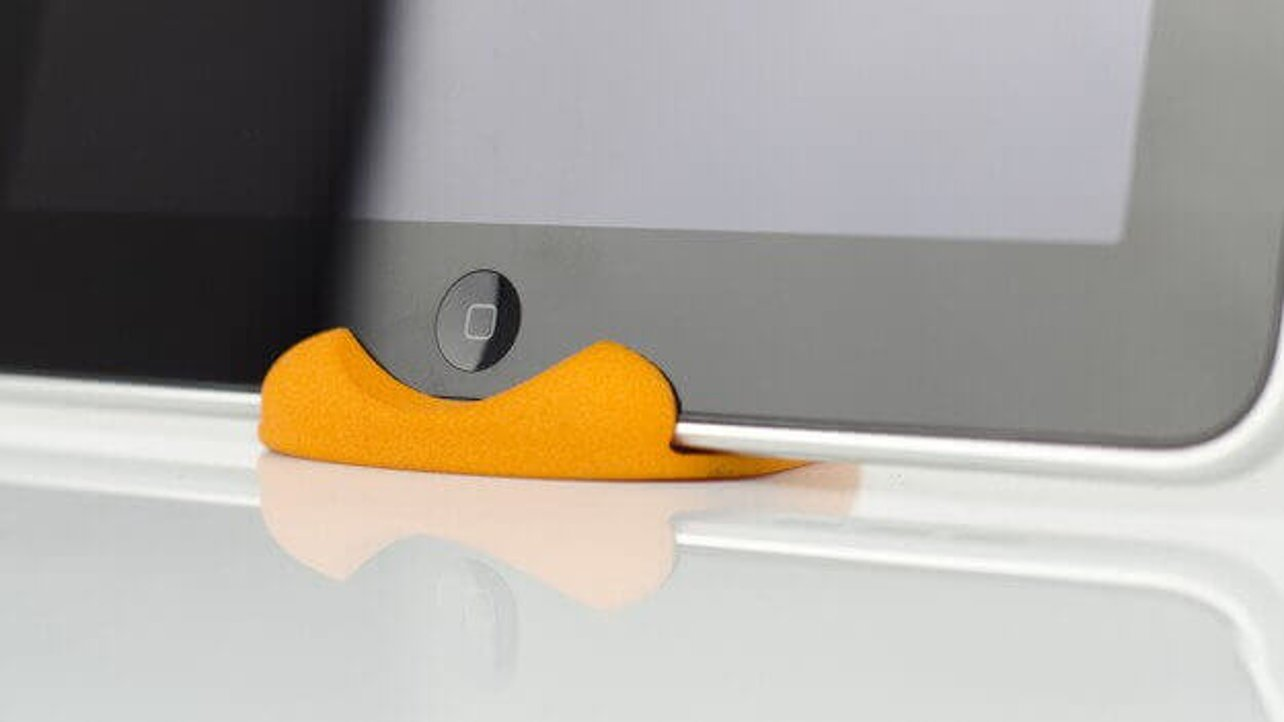 Featured image of 3D Printed Curvestand for iPad