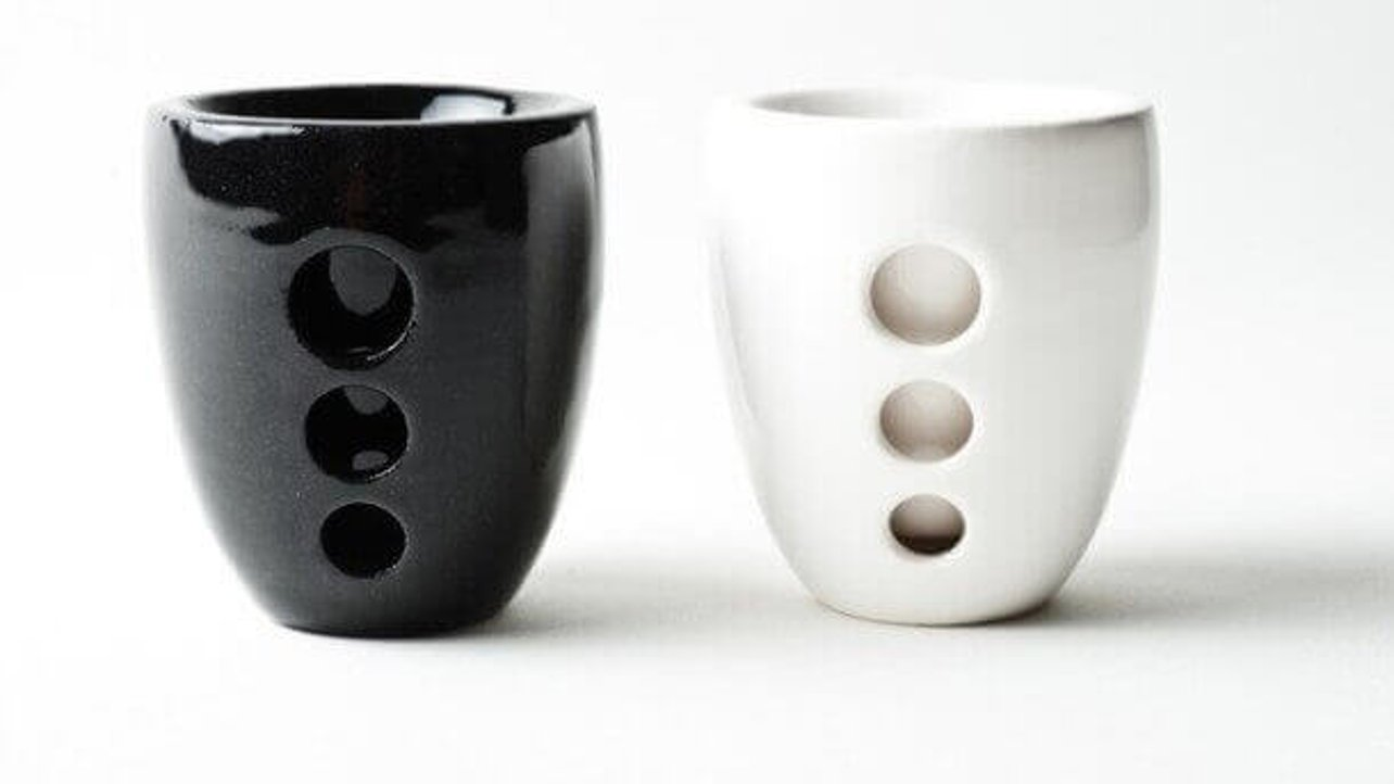 Featured image of Beautiful 3D printed tea cups