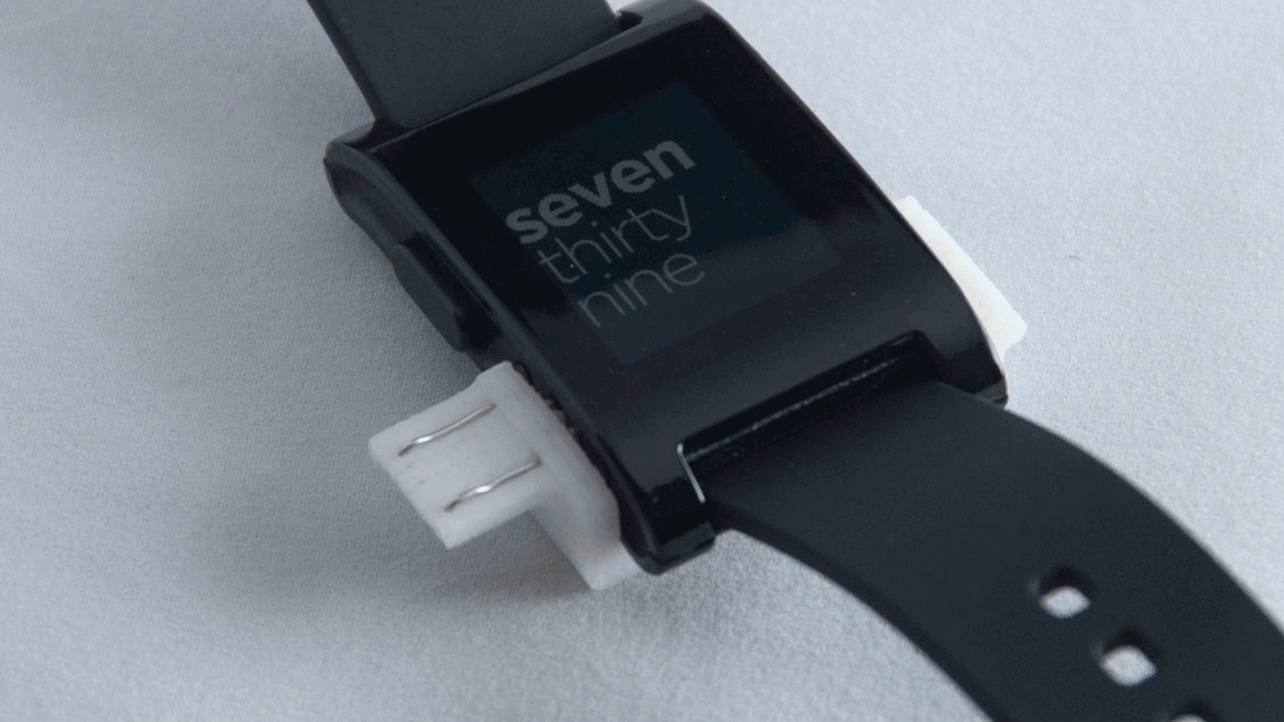 Featured image of 3D Printed Pebble Charger