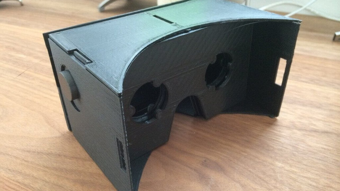 Featured image of 3D Printed Google Cardboard: Make Your Own
