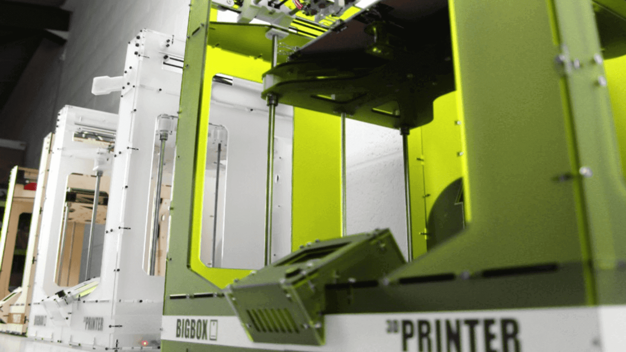 Featured image of BigBox Promises Faster, Cheaper 3D Printer for Everyone