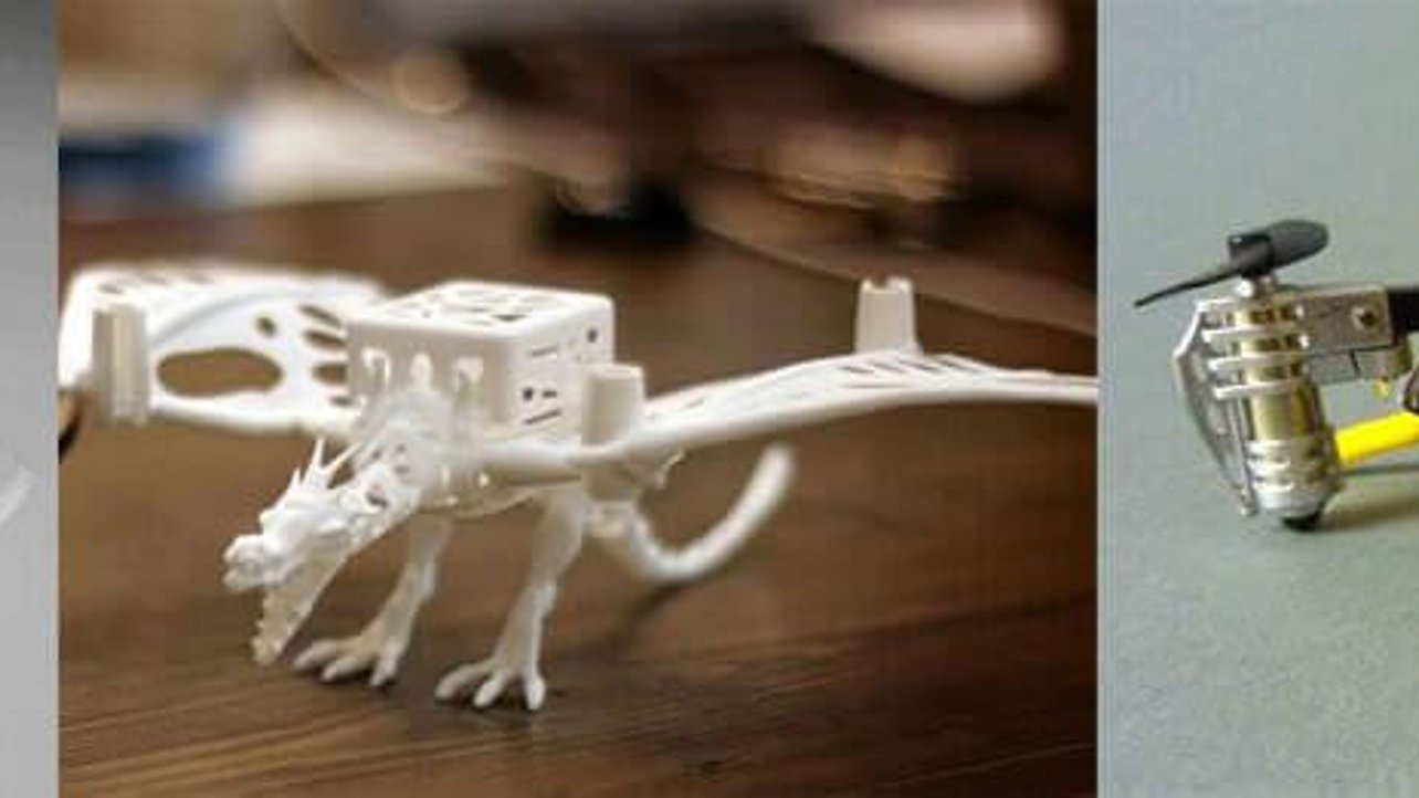 Featured image of DIY Drones: Customize Your Drone with 3D Printing