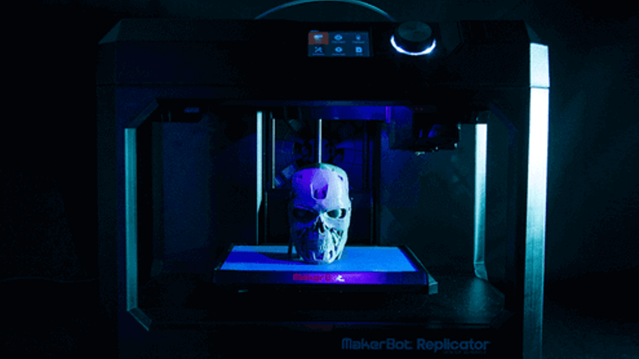 Featured image of 3D Printed Terminator Genisys Items are a Hit with Fans