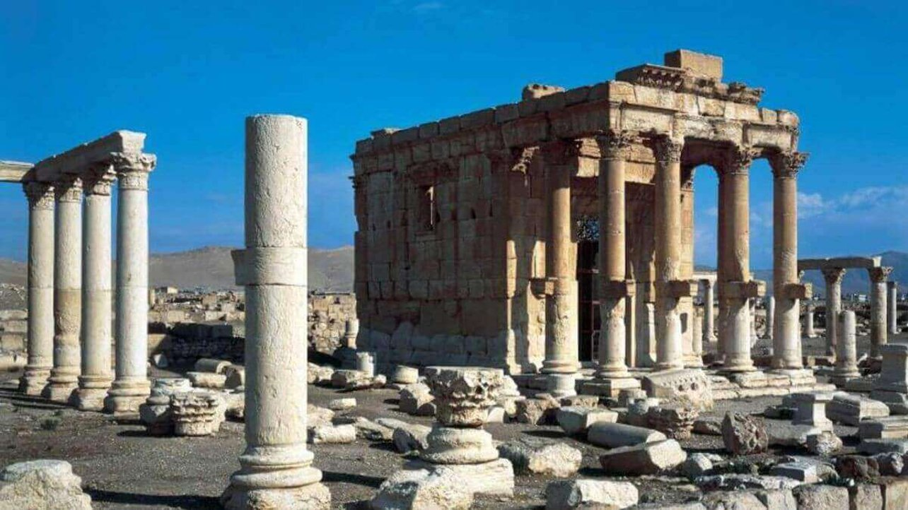 Featured image of 3D Printers to Recreate Ancient Treasures Destroyed by Isis