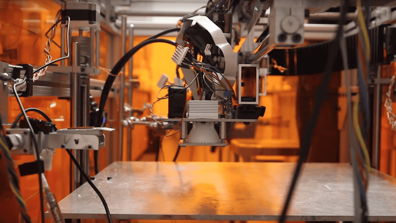 Featured image of The MultiFab: 3D Print Multi-Materials, No Assembly Required