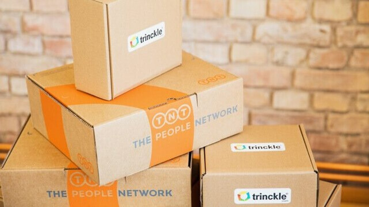 Featured image of Trinckle 3D and TNT Partner Up