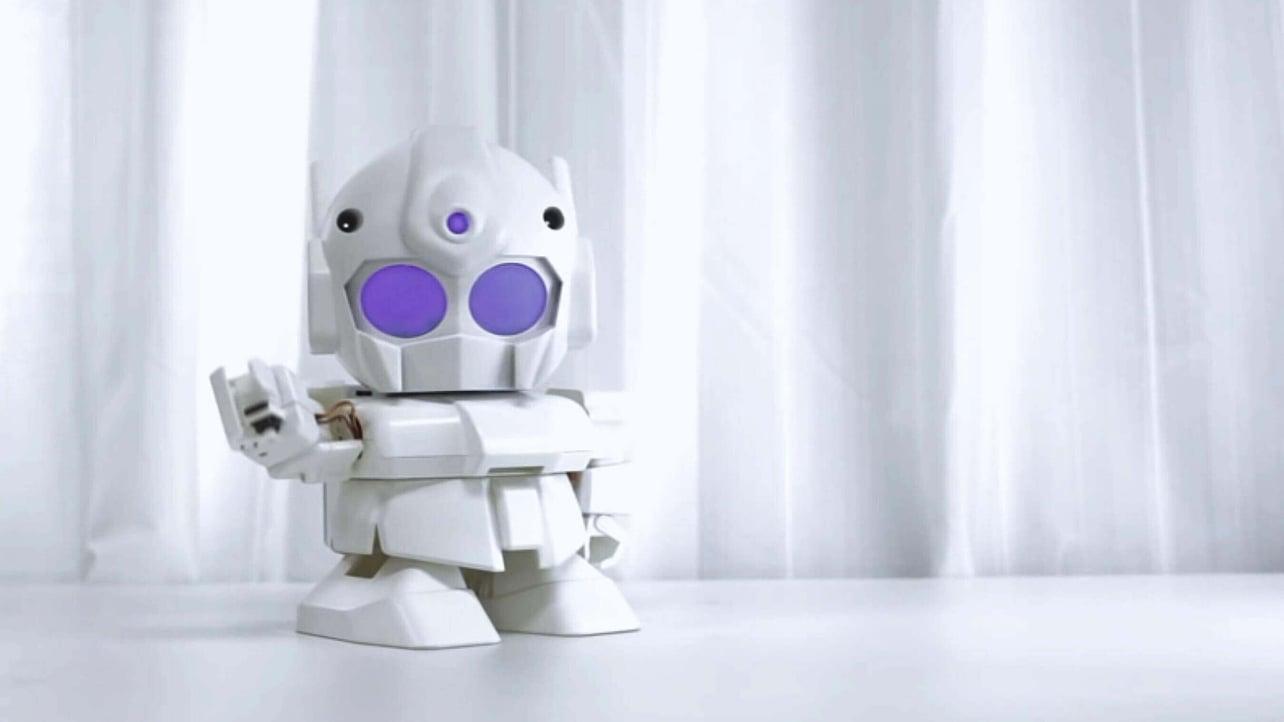 Featured image of Open Source Robot: Control Rapiro with Your Ubuntu Smartphone