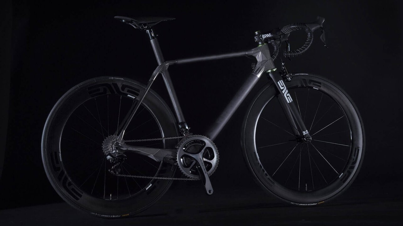 Featured image of World's First Fully 3D Printed Road Racing Bike