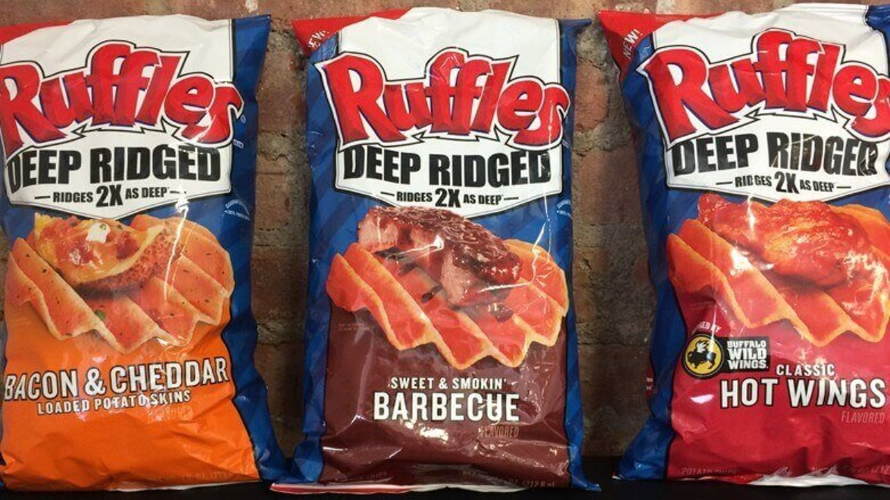 Featured image of PepsiCo Built a Better Potato Chip with 3D Printing