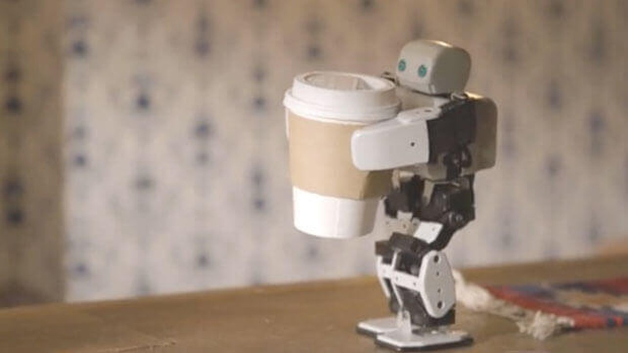 Featured image of Adorable 3D Printable Robot: Meet the PLEN2