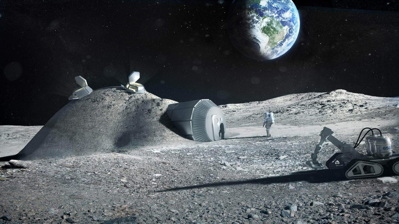 Featured image of Russia And EU Reveal Plans For A 3D Printed Moonbase