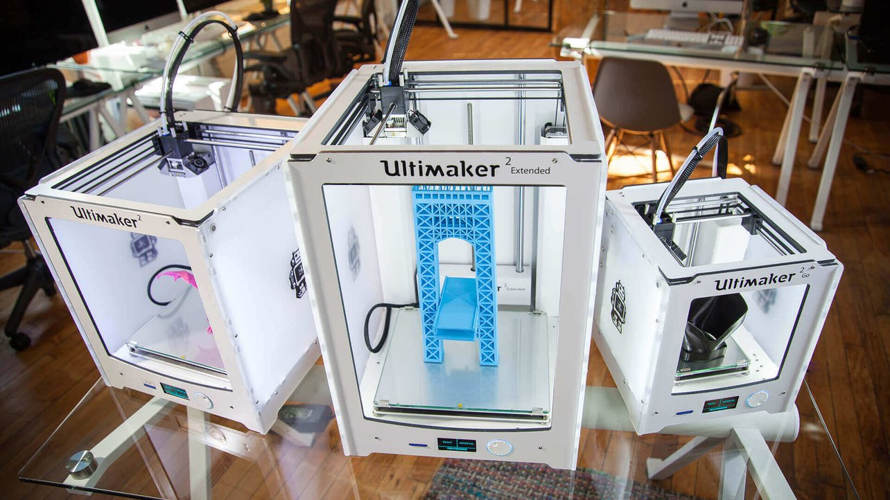 Featured image of Ultimaker Releases Source Files for Ultimaker 2 Go and Extended