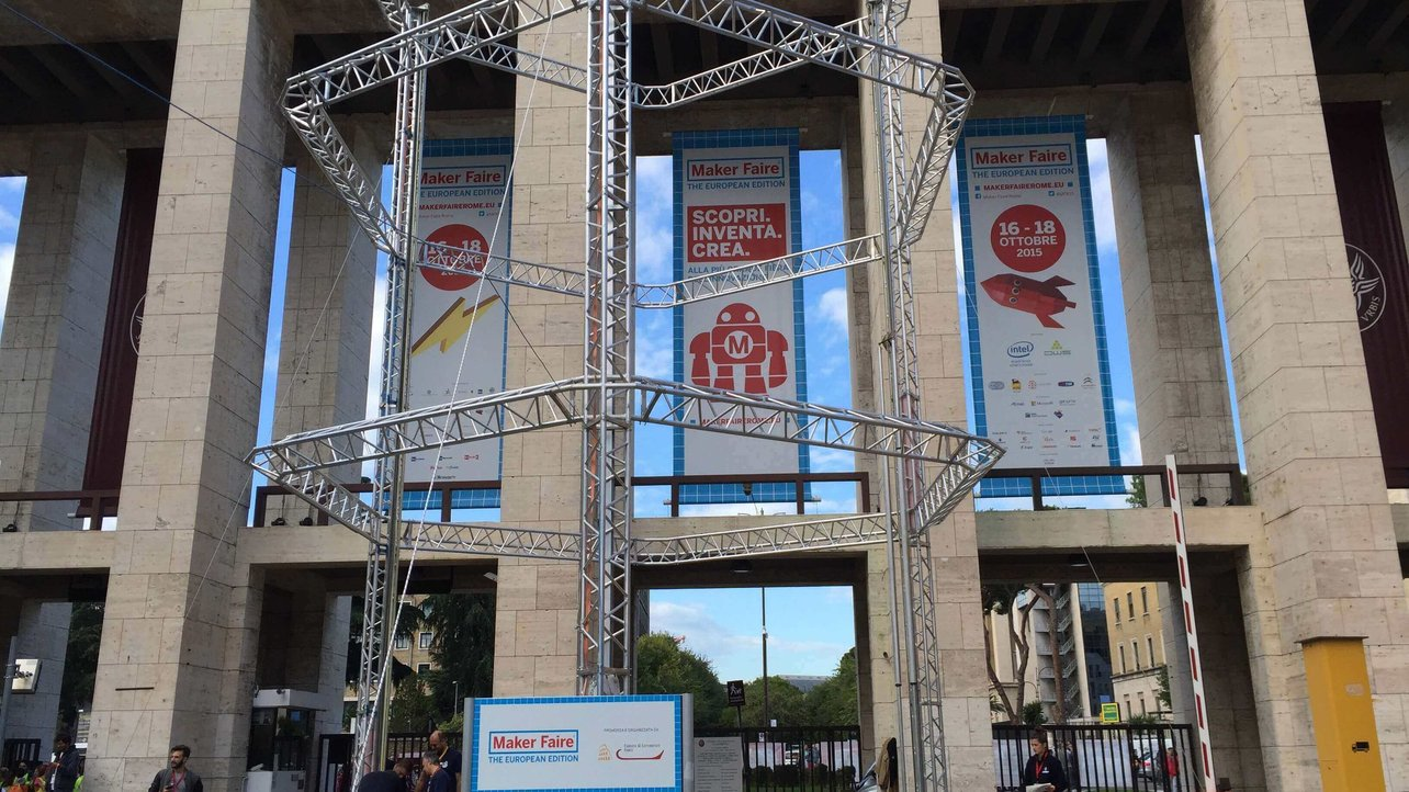 Featured image of Maker Faire Rome: The Best of 3D Printing