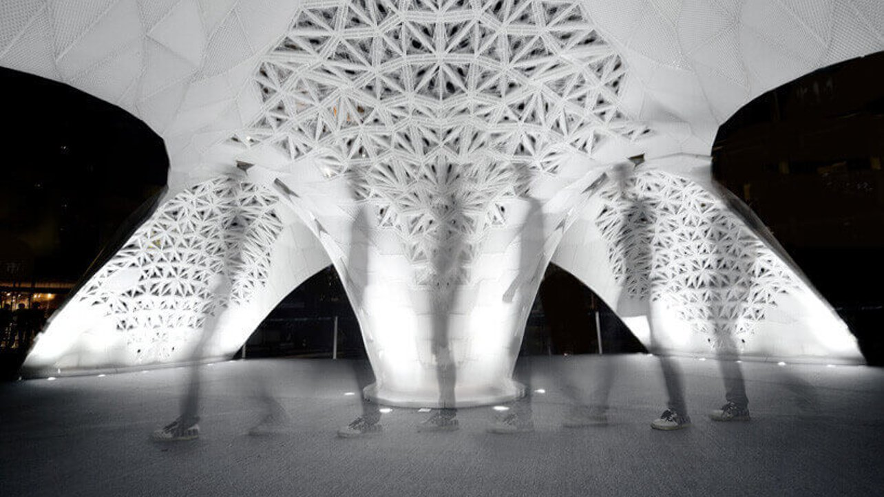 Featured image of VULCAN: The World's Biggest 3D Printed Architectural Pavilion