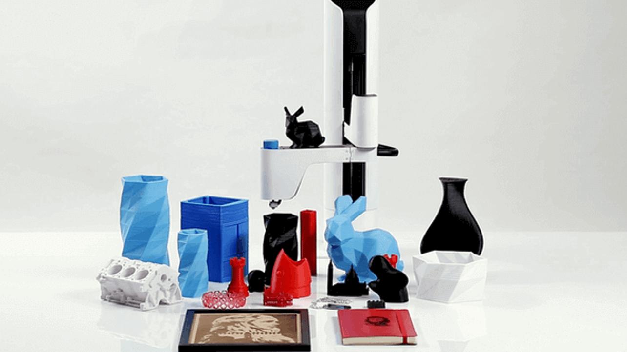 Featured image of Makerarm: A New Kickstarter Dream Machine?
