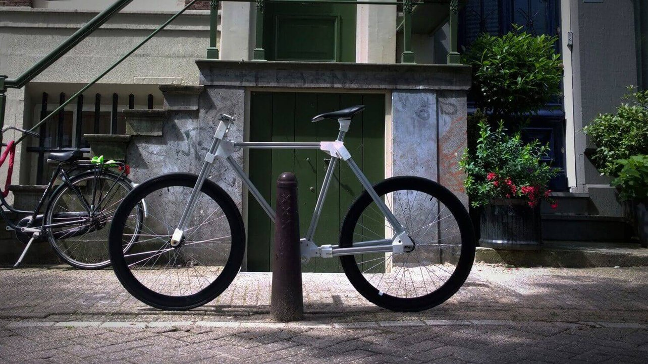 Featured image of The OBI 0.5 is a 3D Printed Open Source Bicycle