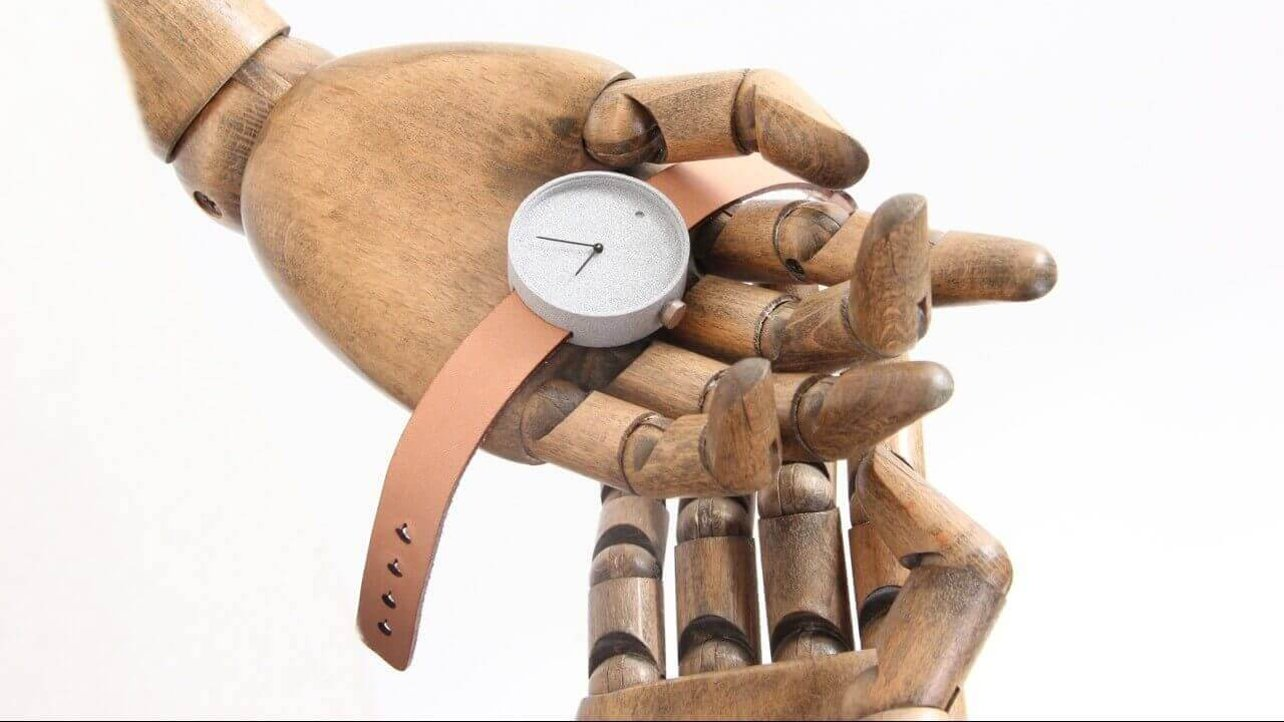 Featured image of 3D Printed Monicker Watch is Stylish and Recyclable