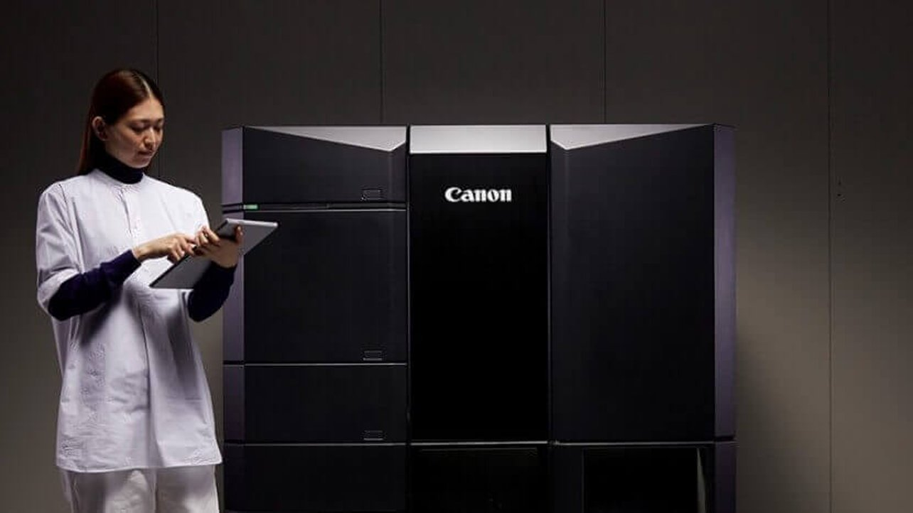 Featured image of Canon Unveils New 3D Printer & Augmented Reality Headset