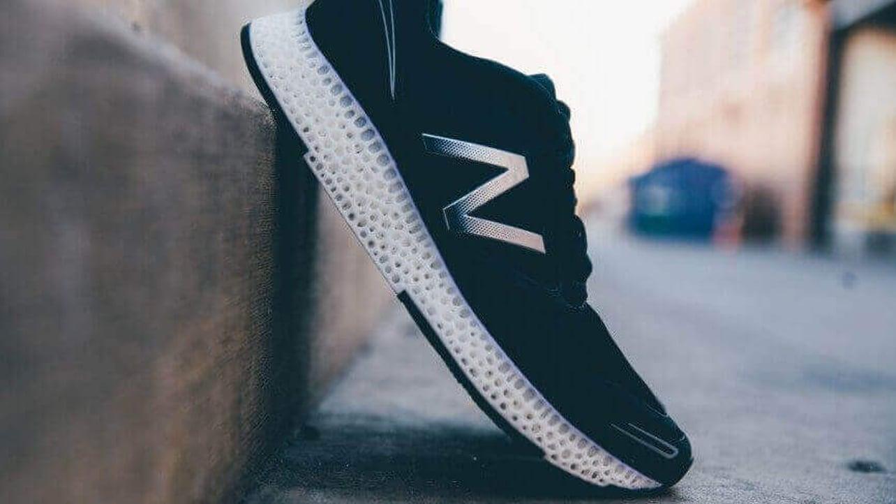 legjobb választás online kiskereskedő elég olcsó New Balance to Launch 3D Printed Running Shoes | All3DP
