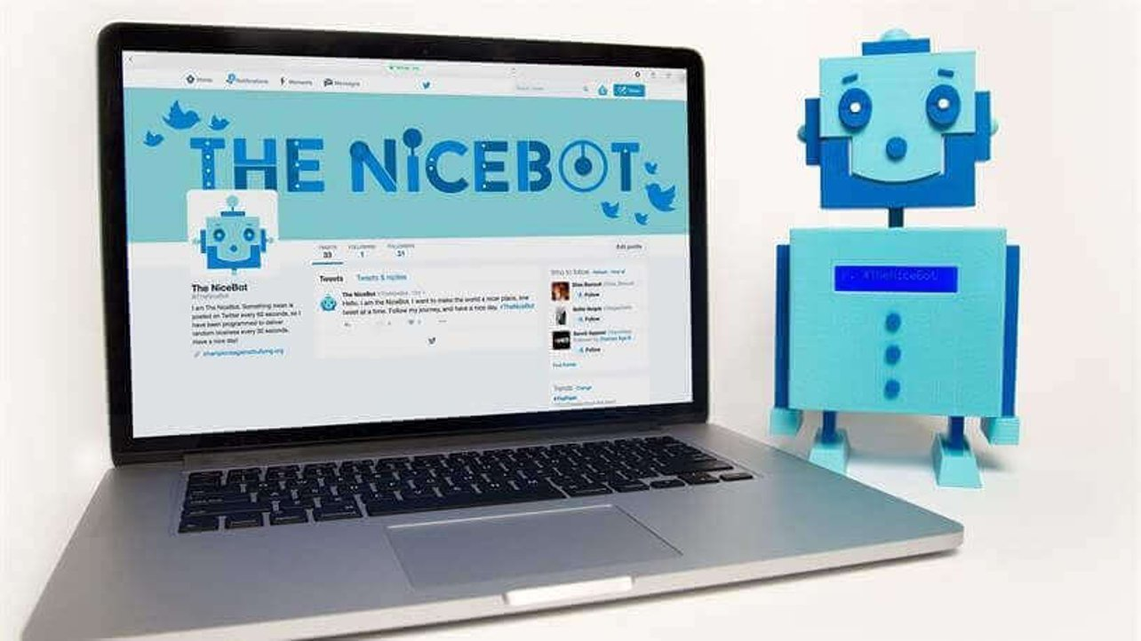 Featured image of The NiceBot: 3D Printed Mascot to Tackle Cyberbullying