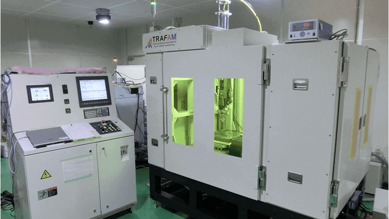 Featured image of Toshiba Promises Tenfold Speed in Metal 3D Printing