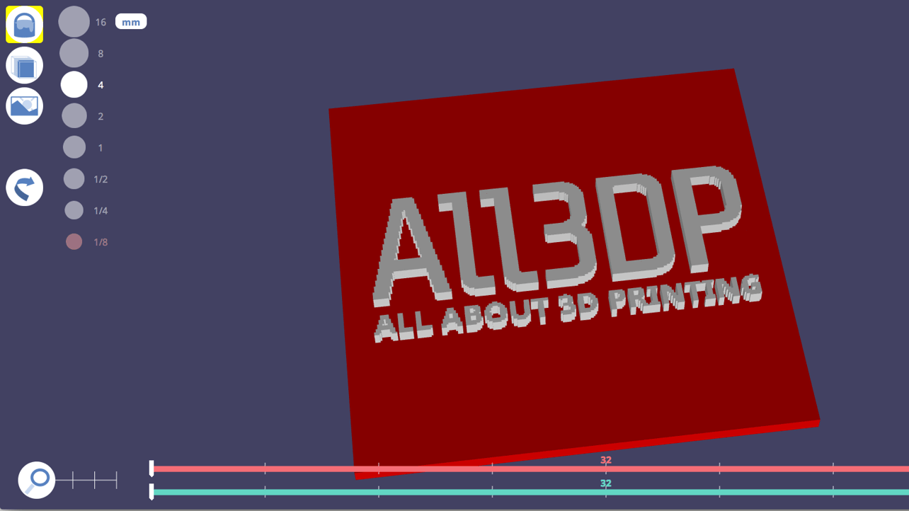 Featured image of 3D Slash Gets Text and Logo Modes