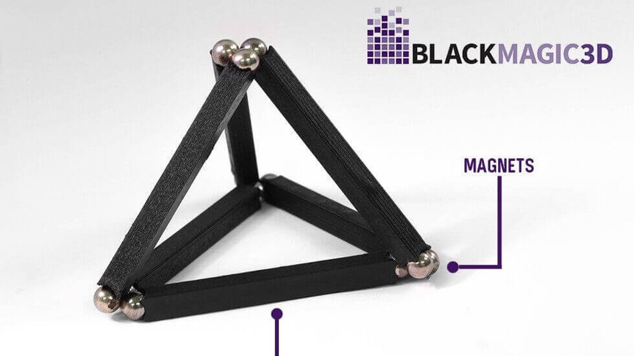 Featured image of Magnetic Filament Helps Print Sensors And Circuitry