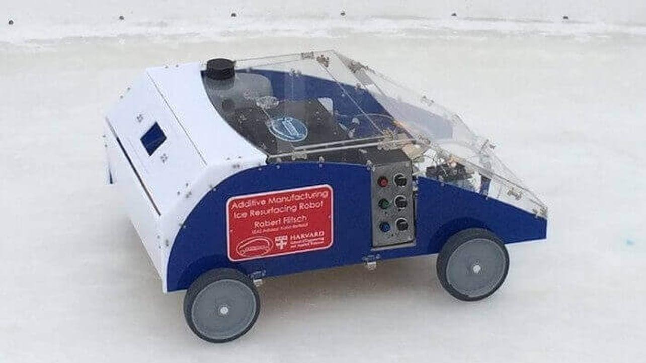 Featured image of Addibot: Mobile 3D Printer Eliminates Potholes
