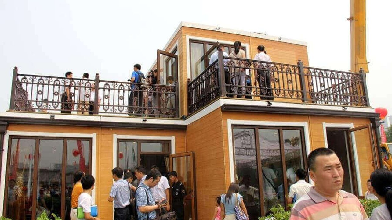 Featured image of 3D Printed Houses by Zhouda: Was it Just a Billion Dollar Scam?