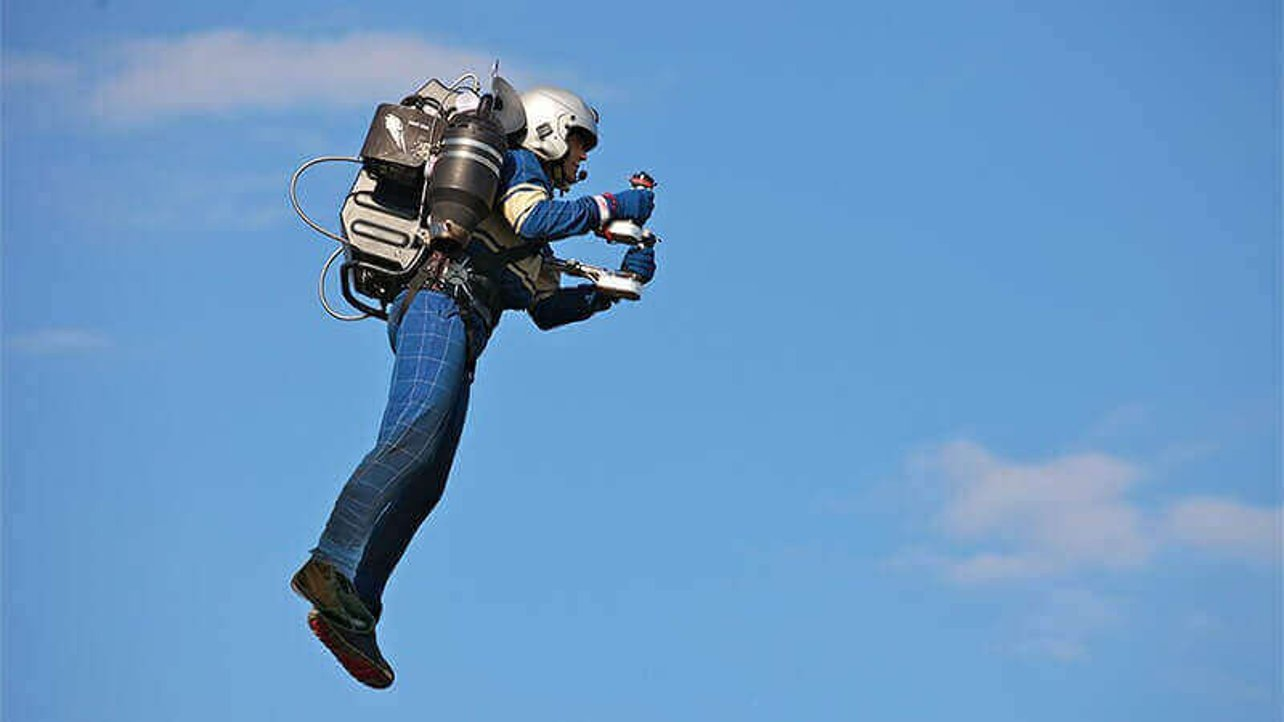 Featured image of JetPack Aviation: Take to the Skies with 3D Printed Parts