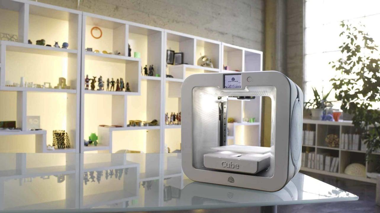 Featured image of Cube 3D Printer Teardown by Popular Mechanics