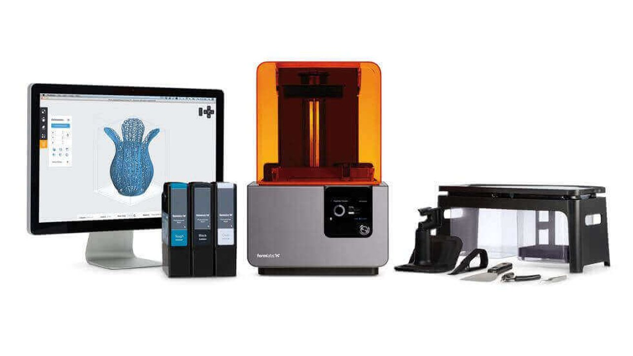 Featured image of Formlabs: Company Information in 11 Facts