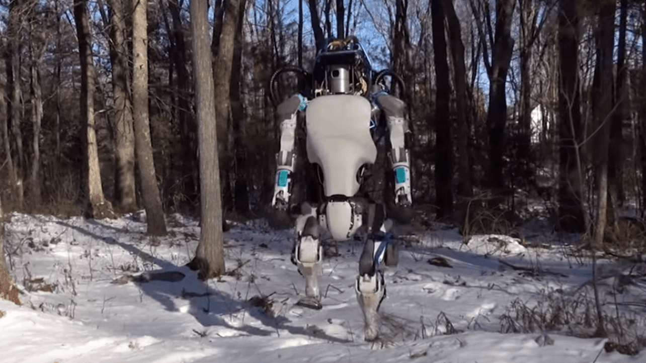 Featured image of Google Unveils Bipedal 3D Printed Robot