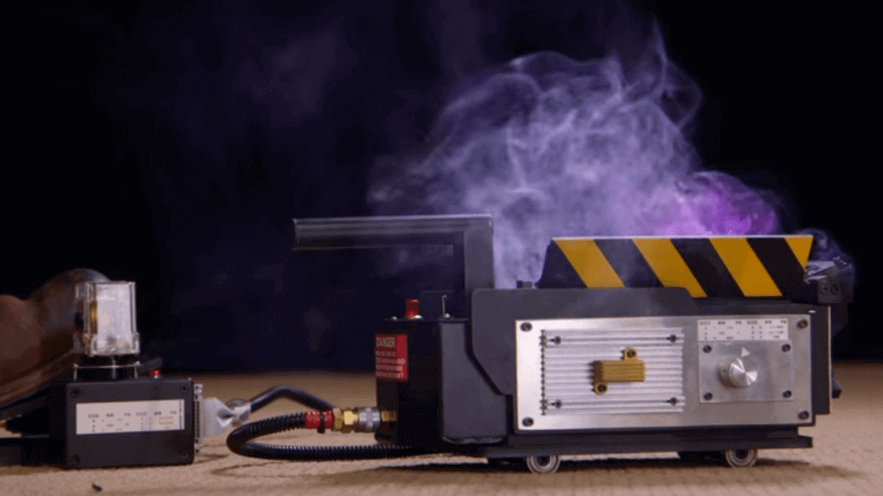 Featured image of Make Your Own Ghostbusters Ghost Trap