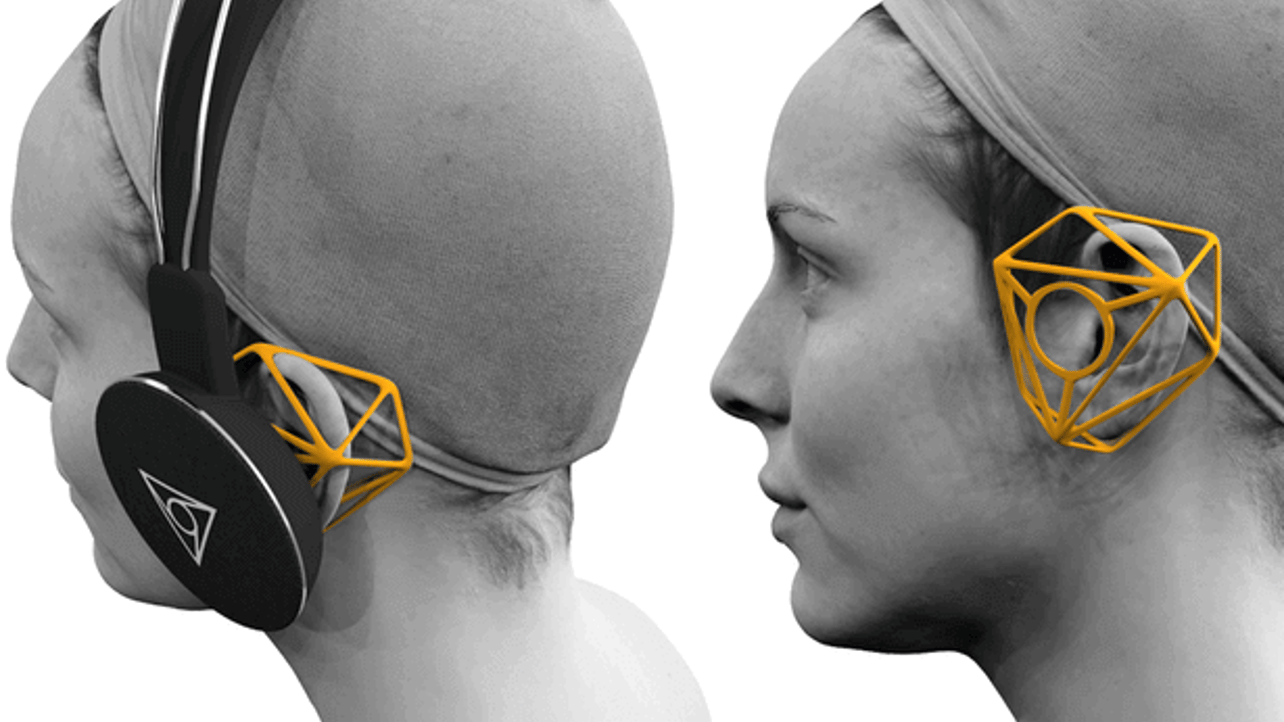 Featured image of Vie Shair Headphones with 3D Printed Sonic Cages