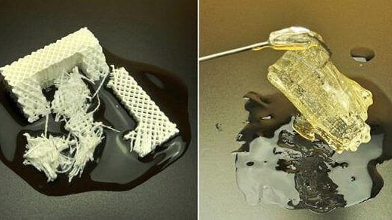 """Featured image of Kai Parthy Shares 3D Printing Soluble Filaments """"LAY-AWAY"""""""