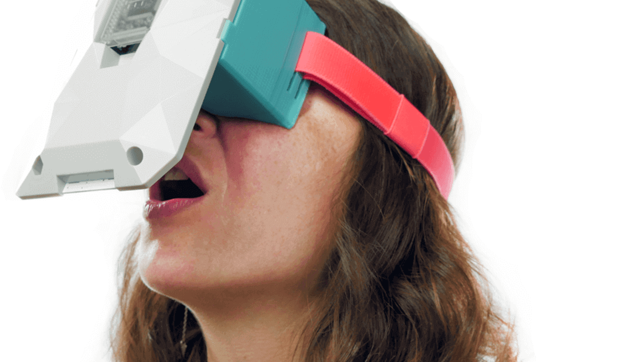 Featured image of $49 3D Printed VR Headset Lets You Play Virtual Boy Style