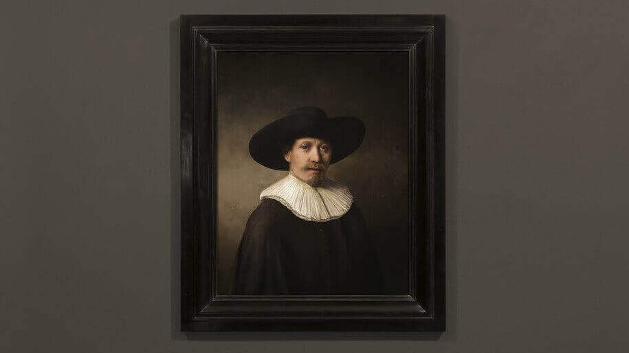 Featured image of Technology Creates New 3D Printed Rembrandt