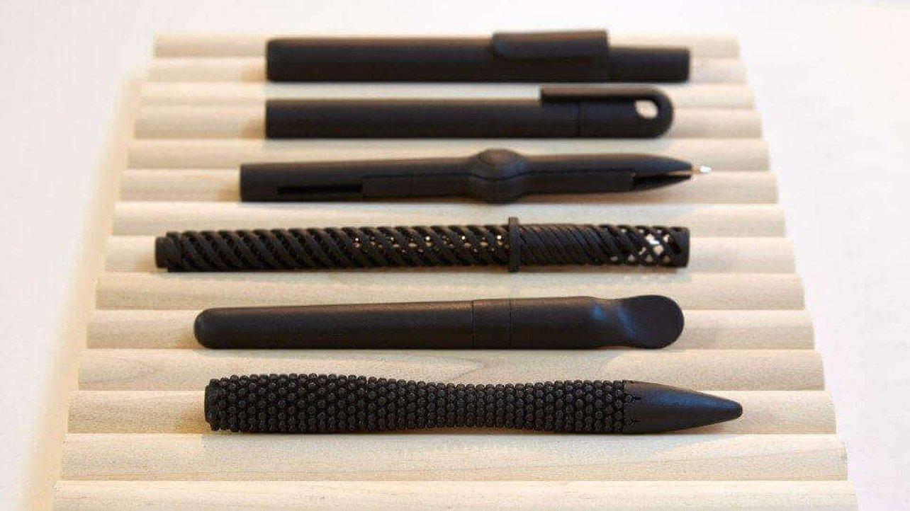 Featured image of Alessi Goes Digital: 3D Printed Pens
