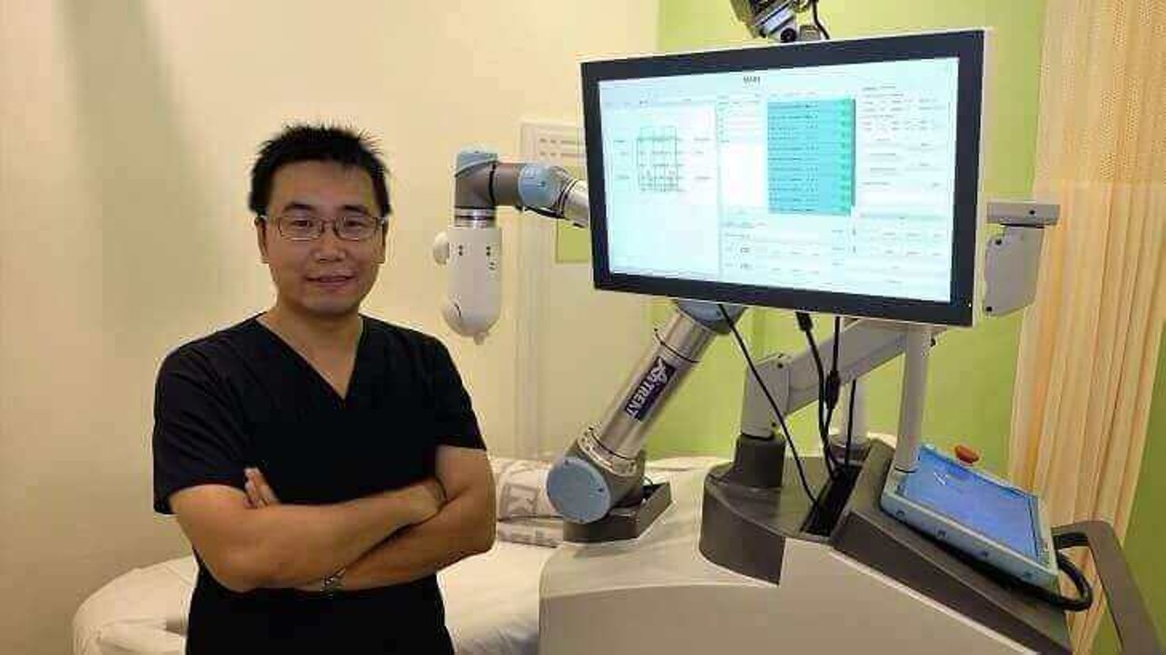 Featured image of TCM Robot Therapist Could Help out Physicians