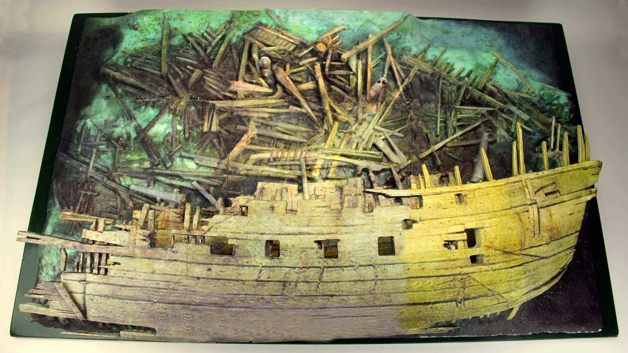 Featured image of Mcor 3D Printing Breathes New Life to a Sunken Warship
